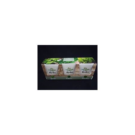 Windowsill Herb Pots - image 1